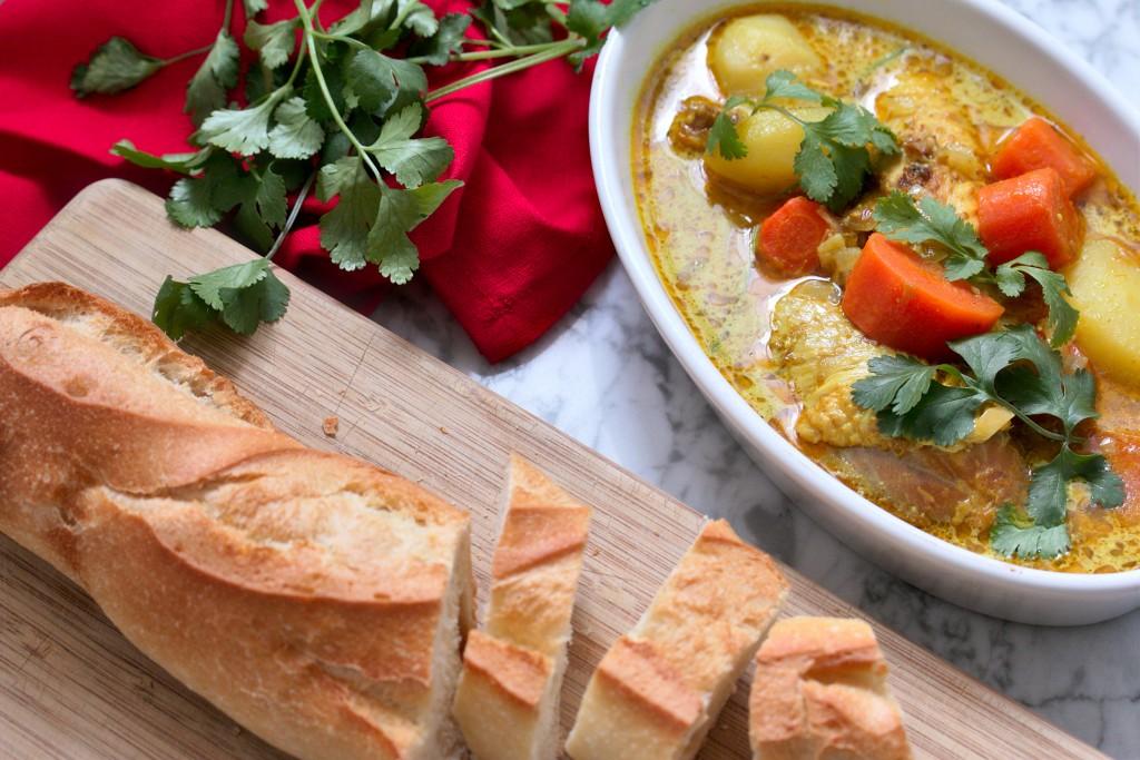 Vietnamese Chicken Curry (Ca ri ga) Recipe | Plated Palate